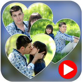 Love Video Maker icon
