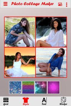 Photo Collage Maker screenshot 1
