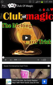 The Club Of Magic Tricks apk screenshot