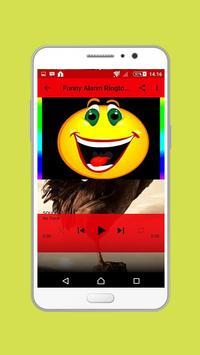 New Funny Alarm Ringtones apk screenshot