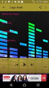 Lagu Anak Terpopuler screenshot 2