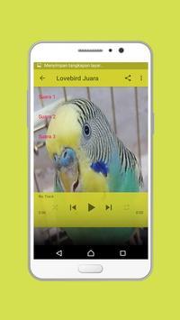 Lovebird Ngekek Panjang screenshot 3