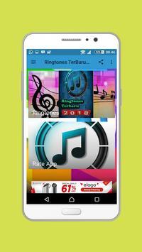 Ringtones TerBaru 2018 screenshot 2