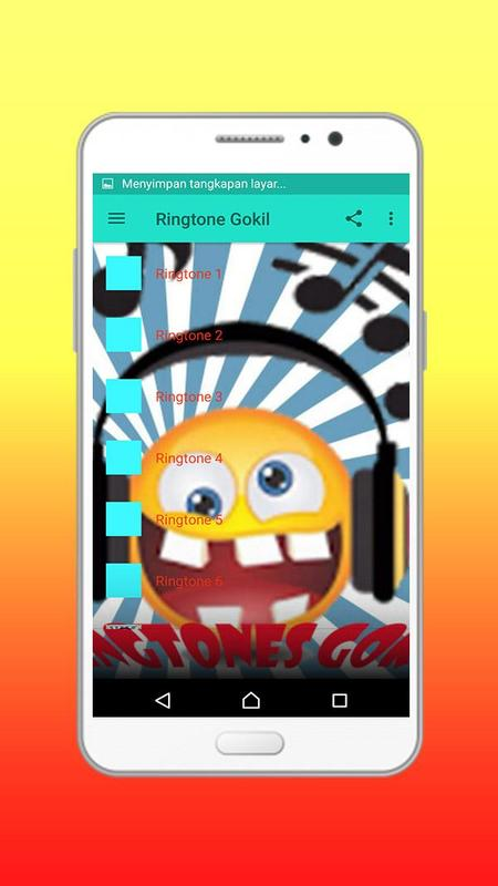 Koleksi 57 ringtone gokil lucu terbaru dari si momot.