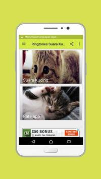 Ringtones Suara Kucing screenshot 1
