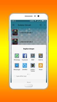 Koleksi Qiroah Full Mp3 Terbaik apk screenshot