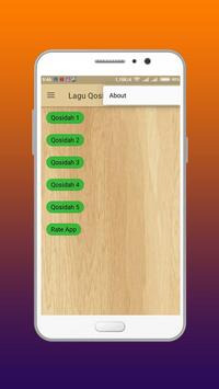 Kumpulan Qosidah Terbaik Offline screenshot 2