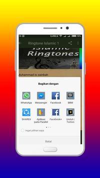 Ringtones Islamic Mp3 Offline poster