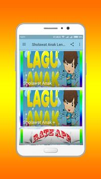 Sholawat Anak Lengkap Offline apk screenshot