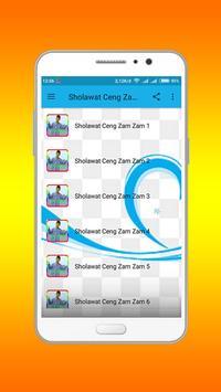 Sholawat Ceng Zam Zam Lengkap screenshot 4
