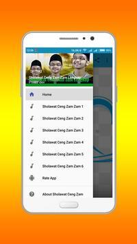 Sholawat Ceng Zam Zam Lengkap screenshot 1