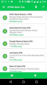 ATM Locator screenshot 1