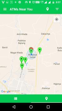 ATM Locator screenshot 2