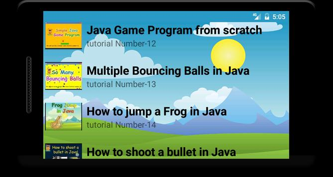 Learn Java Game screenshot 5