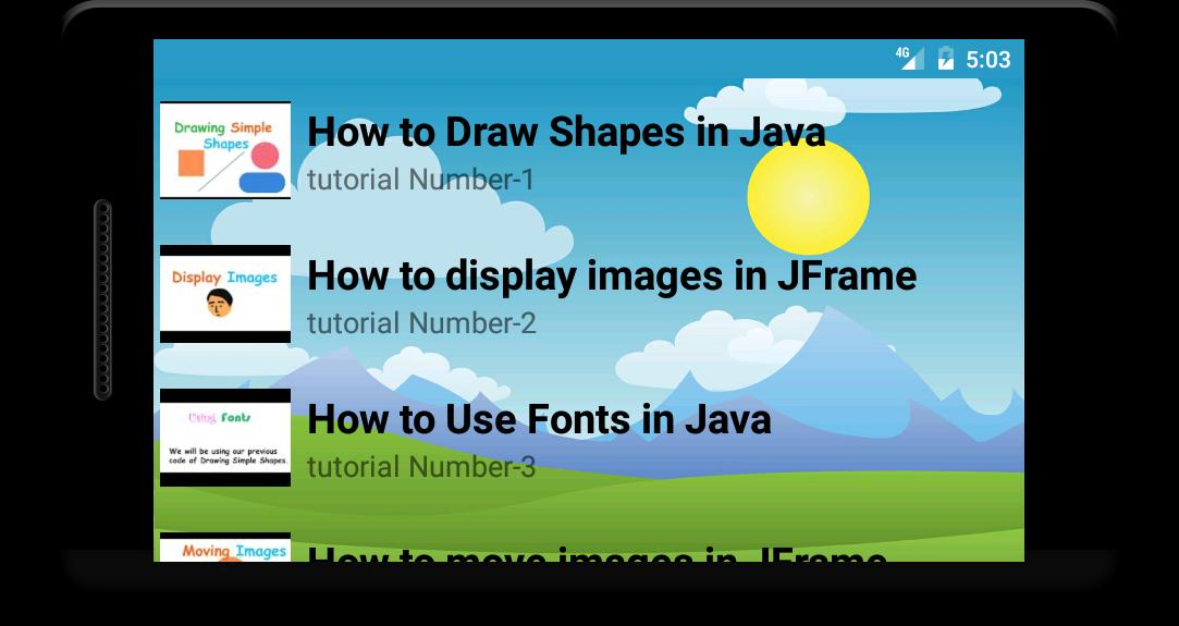Learn Java Game for Android - APK Download
