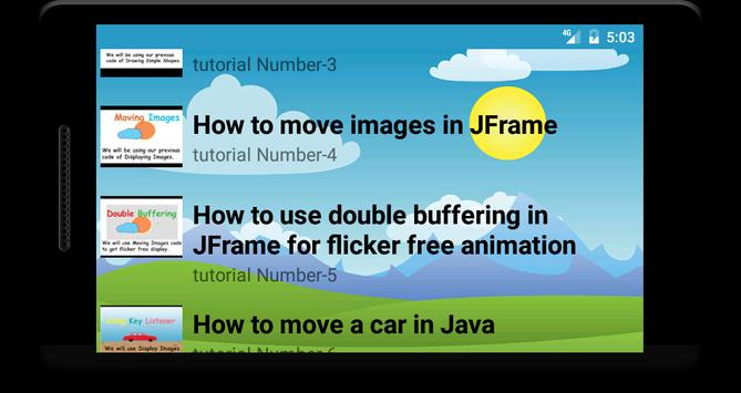 Learn Java Game screenshot 8