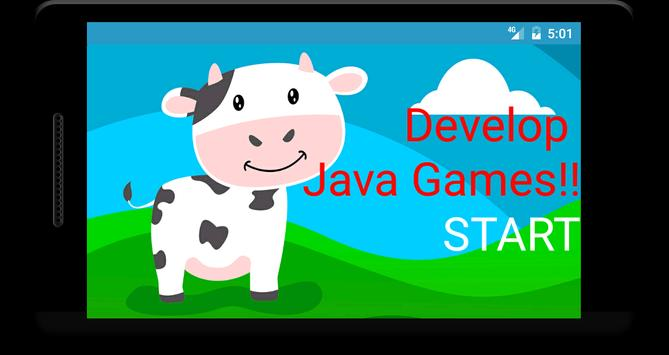 Learn Java Game poster