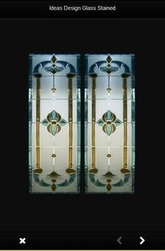 Design of Decorative Stained Glass apk screenshot