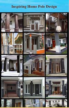 Inspiration of House Pillar Design poster