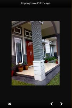 Inspiration of House Pillar Design apk screenshot