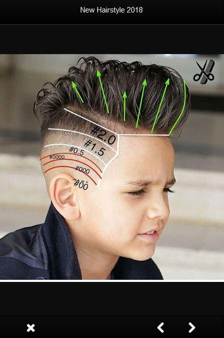 New Hairstyle 2018 For Android Apk Download