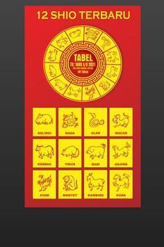 Ramalan Shio Terbaru poster