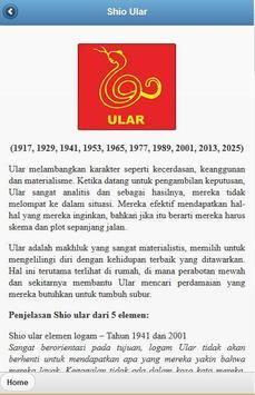 Ramalan Shio Terbaru screenshot 14