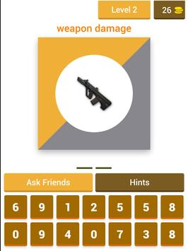PUBG Mobile Trivia Quiz captura de pantalla 9