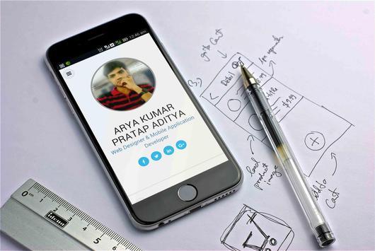 Pratap Aditya poster