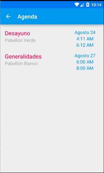 EventApp apk screenshot