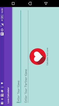 Love Calculator apk screenshot