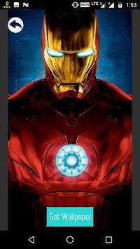 SuperHero Wallpapers Hd screenshot 3