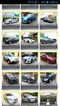 รถ มือสอง ประเทศไทย screenshot 4