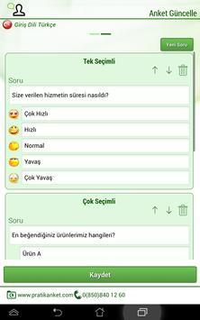 PratikAnket Anket Sistemi screenshot 8