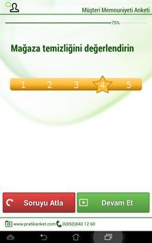 PratikAnket Anket Sistemi screenshot 1