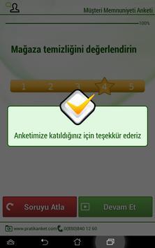 PratikAnket Anket Sistemi screenshot 2