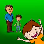 Montessori Family and Feelings icon