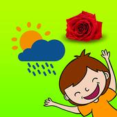 Montessori Flowers and Seasons icon