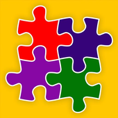 Jigsaw for kids, 1000+ puzzles icon