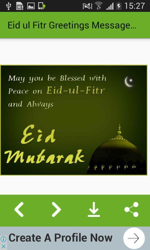 Eid ul fitr mubarak greetings messages and images apk download eid ul fitr mubarak greetings messages and images apk screenshot m4hsunfo