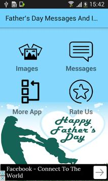 Father's Day Messages And Images For Greetings poster