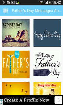 Father's Day Messages And Images For Greetings screenshot 1