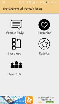 Secrets Of Female Body-hindi screenshot 1