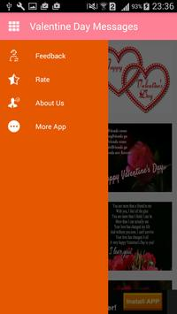Valentine day Messages,Images screenshot 5