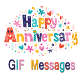 Happy Anniversary GIF Messages icon
