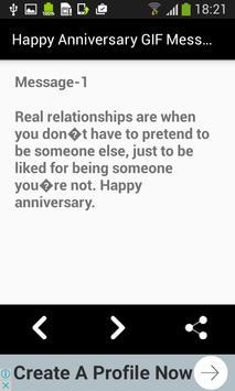 Happy Anniversary GIF Messages screenshot 4