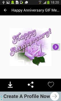 Happy Anniversary GIF Messages screenshot 7