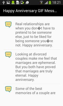 Happy Anniversary GIF Messages screenshot 8