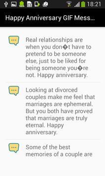 Happy Anniversary GIF Messages screenshot 3