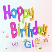 Happy Birthday GIF Messages icon